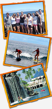 Hotel Accomodations for Teen Summer Camp in Hawaii
